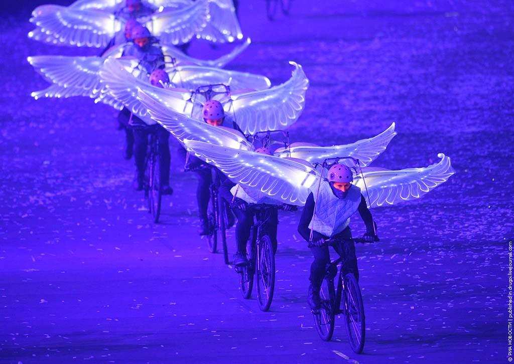 London2012 17 Открытие XXX Олимпийских Игр