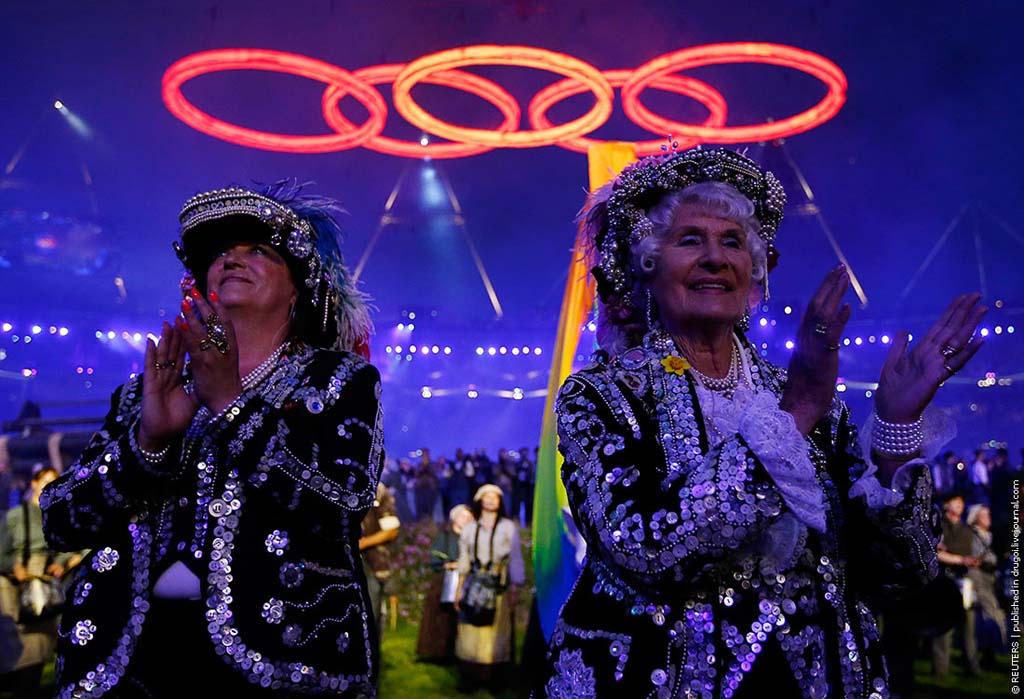 London2012 21 Открытие XXX Олимпийских Игр