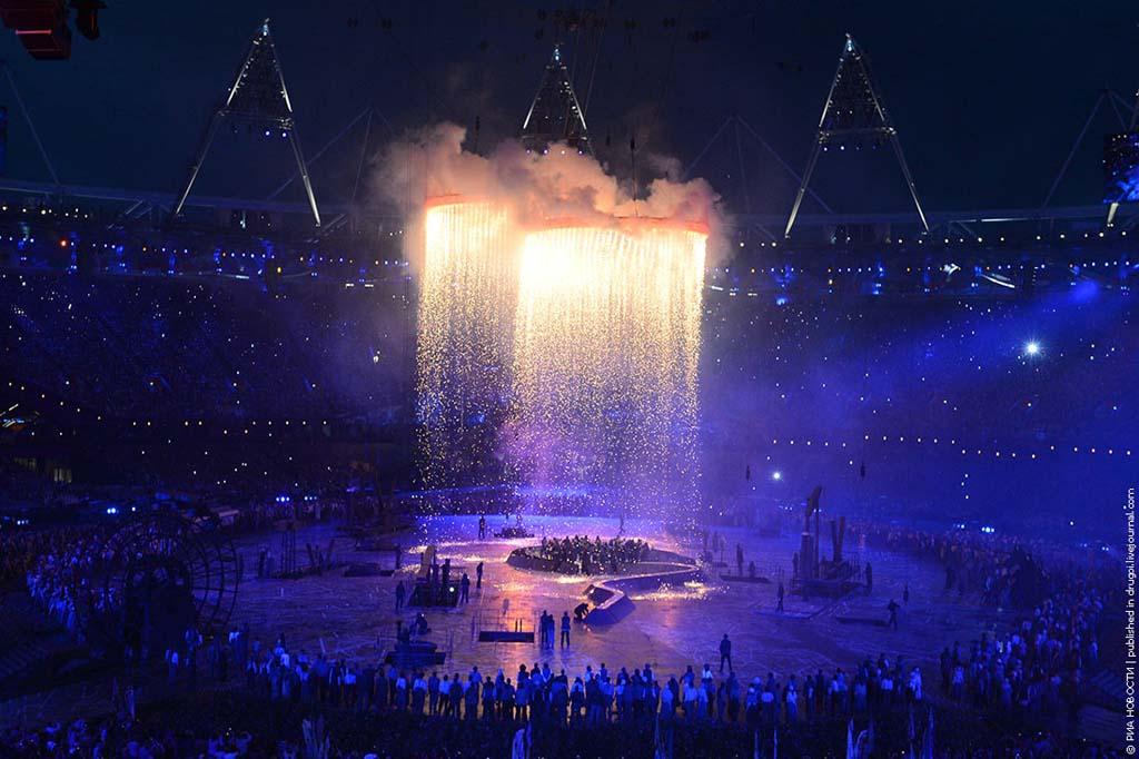 London2012 3 Открытие XXX Олимпийских Игр