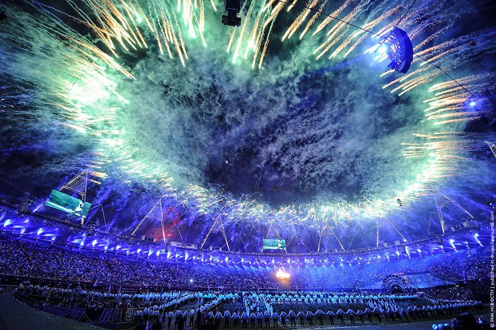 London2012 32 Открытие XXX Олимпийских Игр