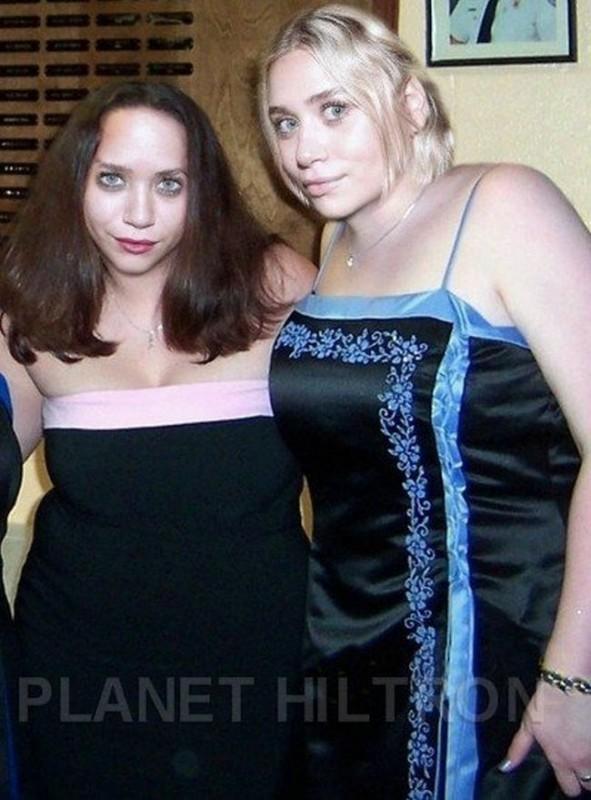 Mary Kate and Ashley Olsen 591x800 Если бы знаменитости выглядели как обычные люди. Юмористический фотопроект Дэнни Эванса