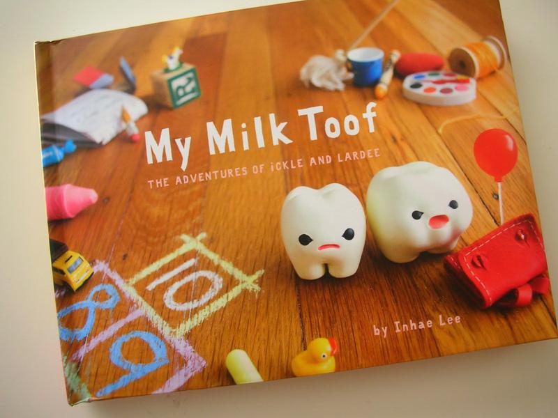 My Milk Toof 1 Веселые приключения молочных зубиков от Инги Ли