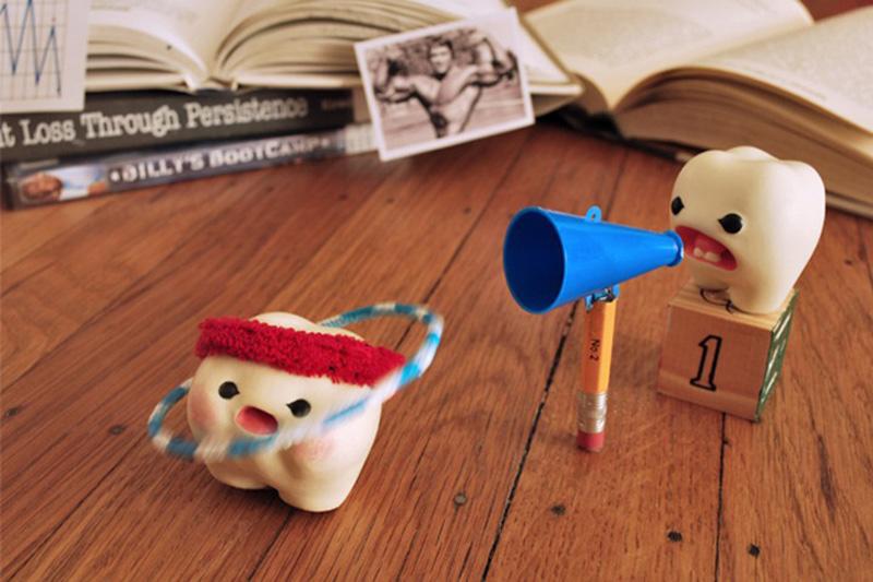 My Milk Toof 2 Веселые приключения молочных зубиков от Инги Ли