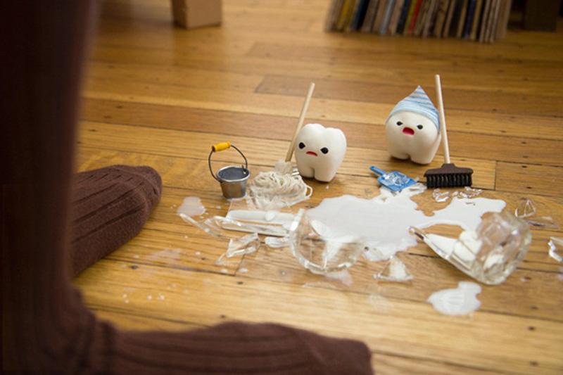My Milk Toof 3 Веселые приключения молочных зубиков от Инги Ли