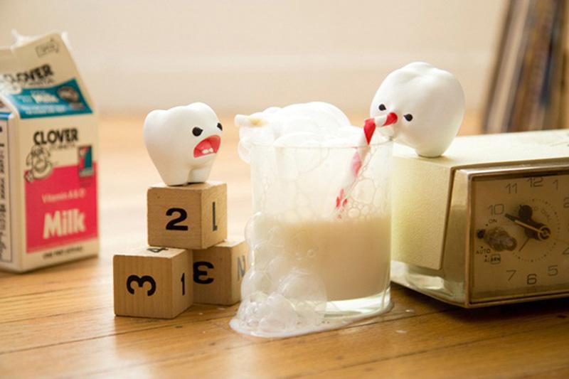 My Milk Toof 9 Веселые приключения молочных зубиков от Инги Ли