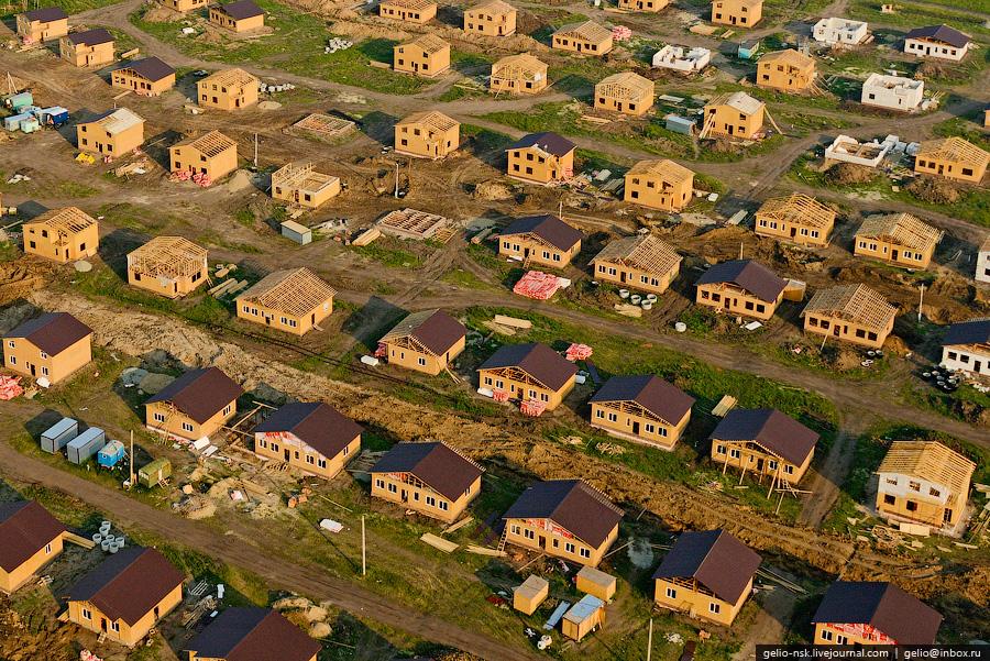 OMSK 14 Омск с высоты вертолета и не только...