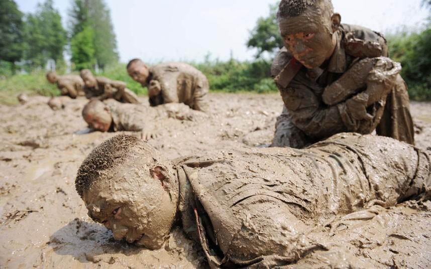 SWAT10 Тренировка китайского спецназа