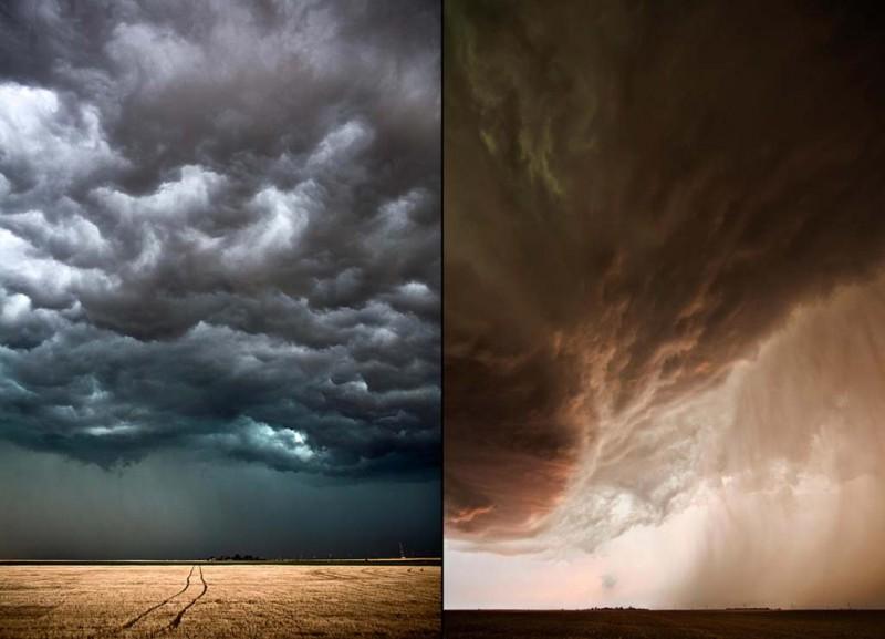 Облака — небесные монстры