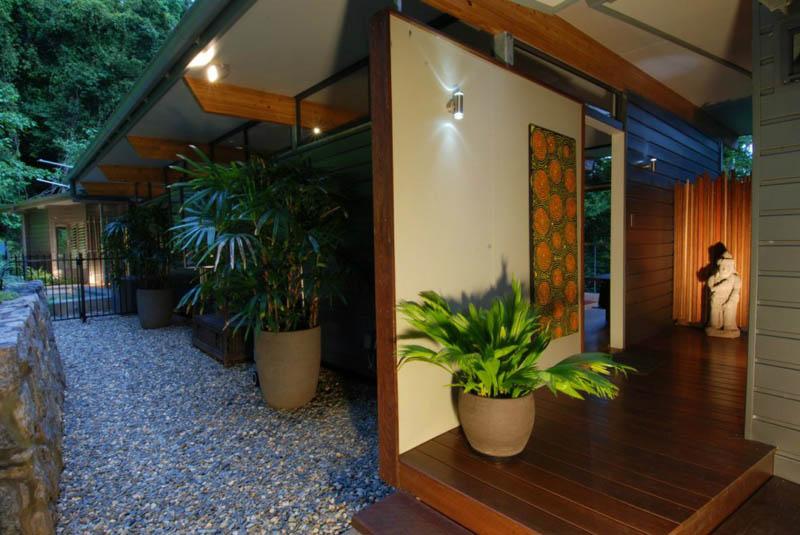 TreeHouse 3 Дом на дереве в тропическом лесу Австралии