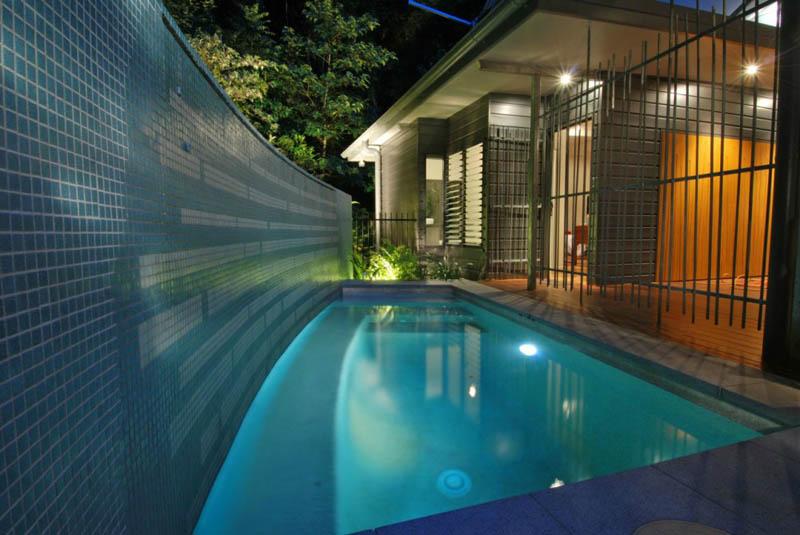 TreeHouse 5 Дом на дереве в тропическом лесу Австралии