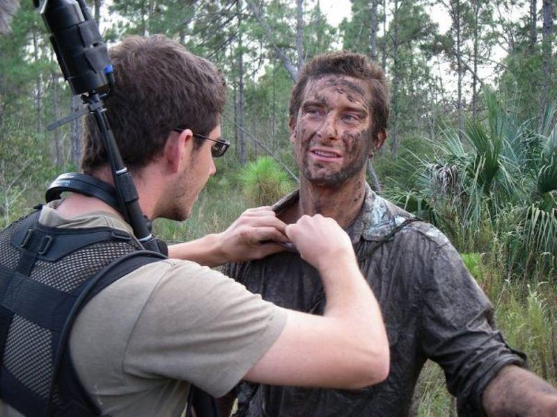 Ultimate Survival13 За кадром передачи Выжить любой ценой с Беаром Гриллсом