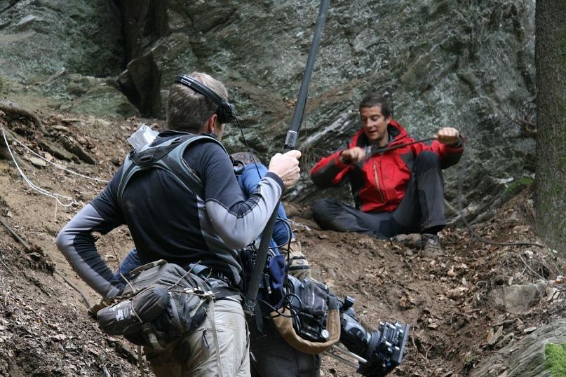 Ultimate Survival21 За кадром передачи Выжить любой ценой с Беаром Гриллсом