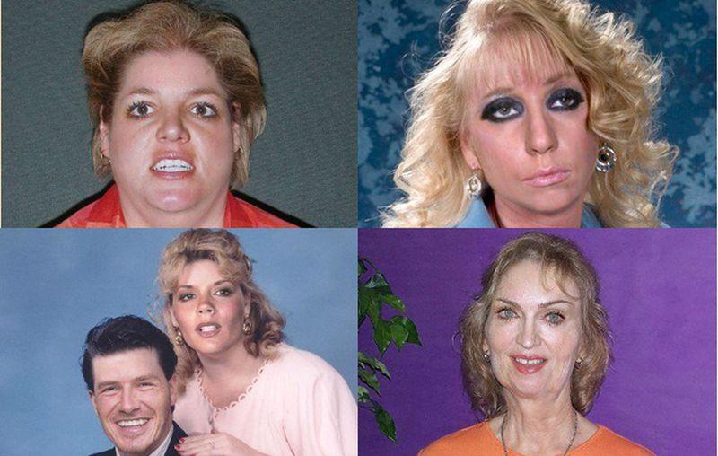 a01 Если бы знаменитости выглядели как обычные люди. Юмористический фотопроект Дэнни Эванса