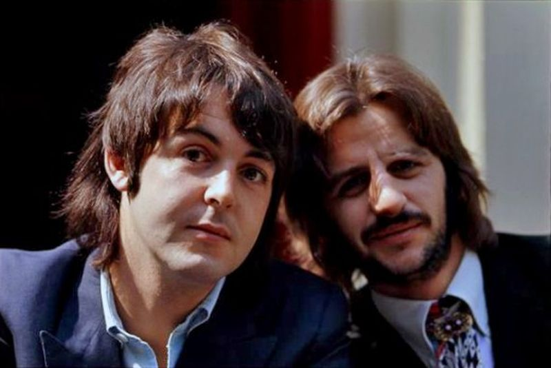 abbey road044 Кадры с фотосессии The Beatles для обложки к альбому Abbey Road