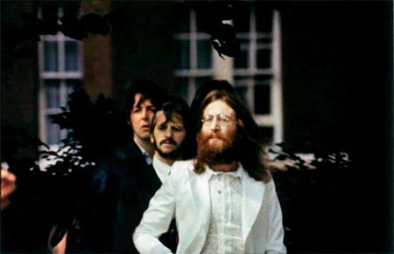 abbey road055 Кадры с фотосессии The Beatles для обложки к альбому Abbey Road