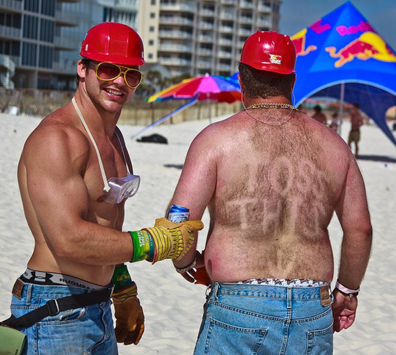 beach 17 43 причины ненавидеть пляж
