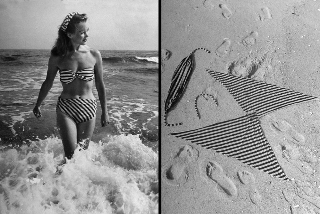 bikini 14 - 73 года назад появился самый маленький купальник в мире — бикини