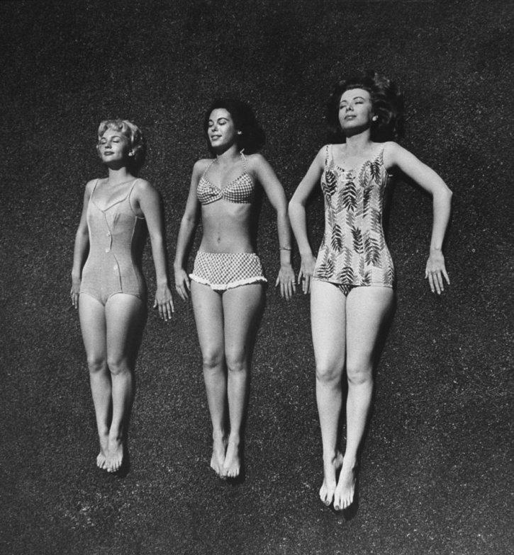 bikini 23 К годовщине появления бикини