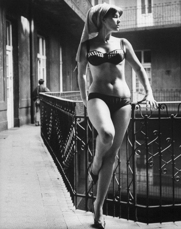 bikini 28 - 73 года назад появился самый маленький купальник в мире — бикини