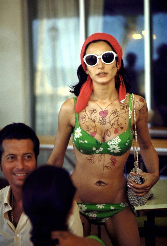 bikini 29 - 73 года назад появился самый маленький купальник в мире — бикини