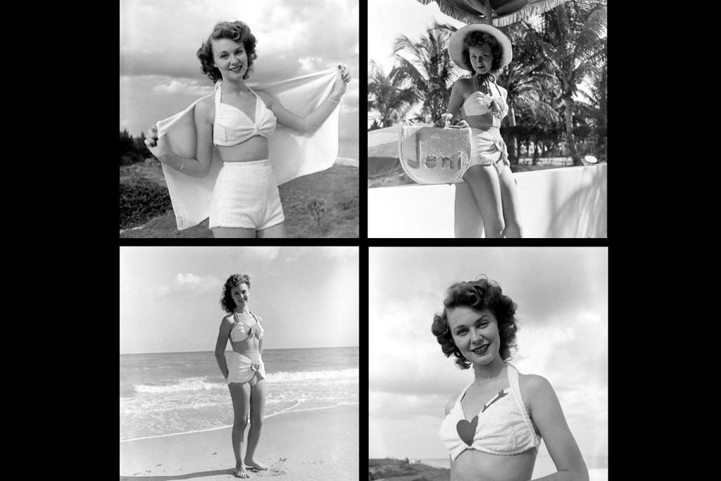 bikini 6 - 73 года назад появился самый маленький купальник в мире — бикини