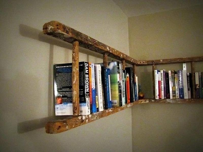 bookshelves 10 25 идей, как сделать книжную полку
