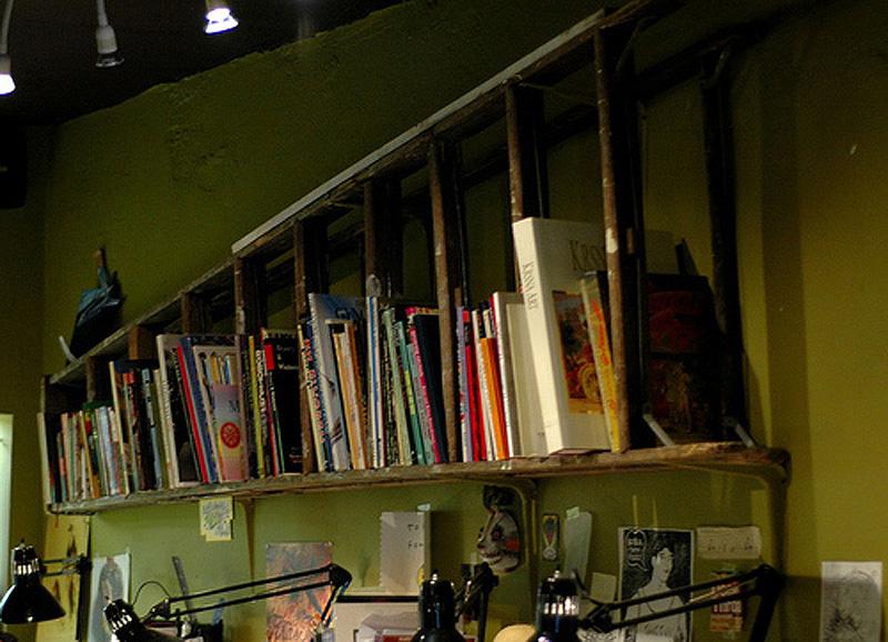 bookshelves 9 25 идей, как сделать книжную полку