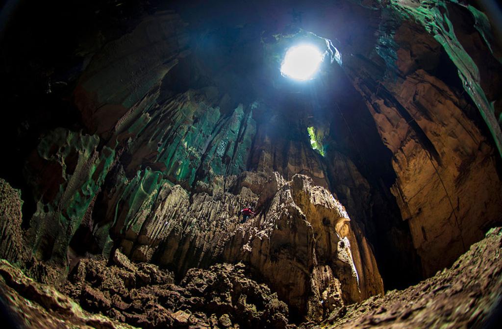 cave 17 20 завораживающих фотографий пещер