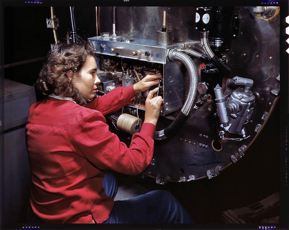 clr hstr  062 Машина времени | США | Сороковые (Часть 2)