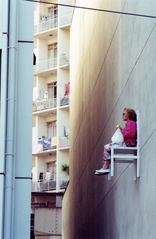 eldery 9 Старички над улицами Монреаля