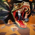 Выставка 3D живописи на Magic Art Special Exhibition Of China 2012