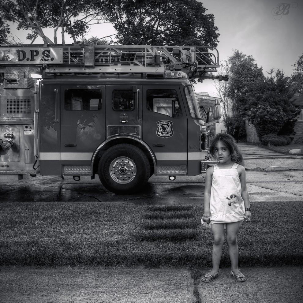 fire18 990x990 Фотопроект «Больше, чем работа» Брайана Дэя