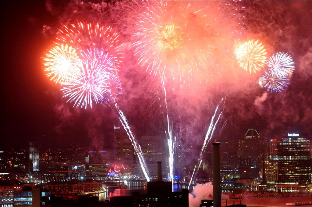 fireworks 1 Как фотографировать фейерверки