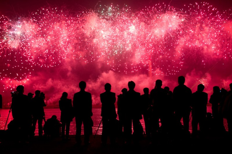 fireworks 16 800x532 Как фотографировать фейерверки