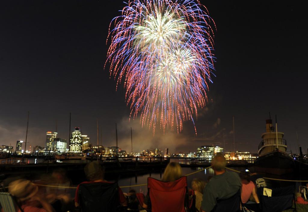 fireworks 2 Как фотографировать фейерверки