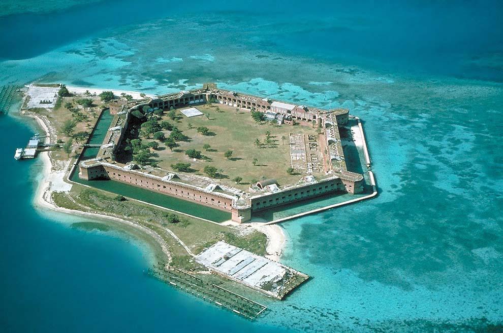 요새 0 10 가장 아름다운 바다의 요새