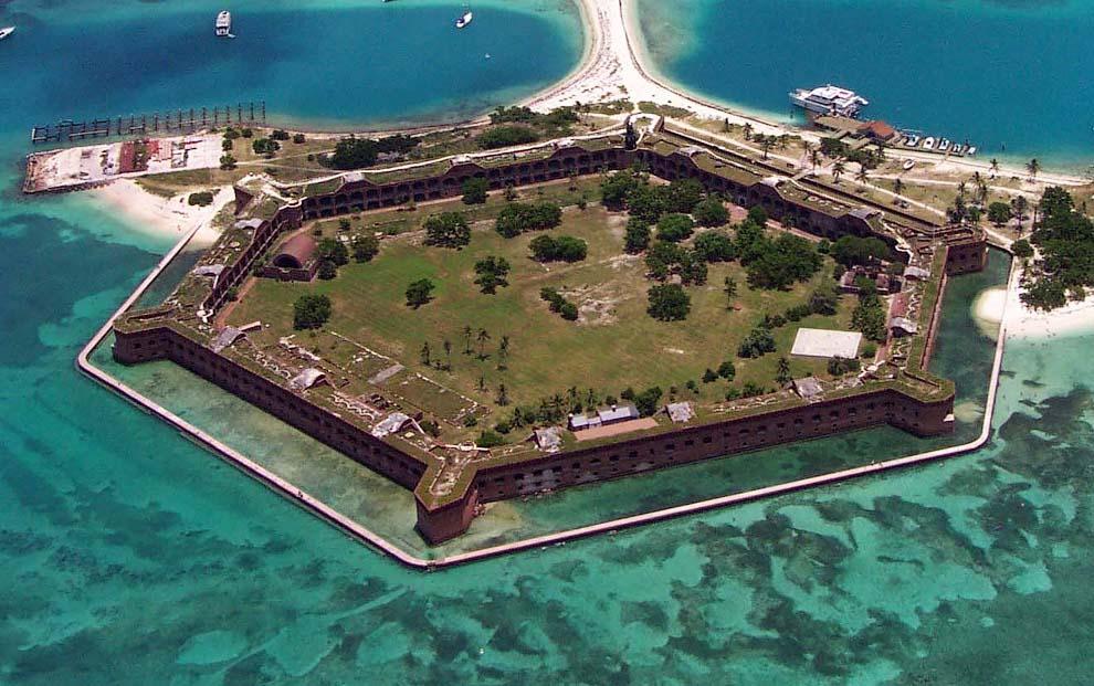 요새 1월 10일 가장 인상적인 바다의 요새