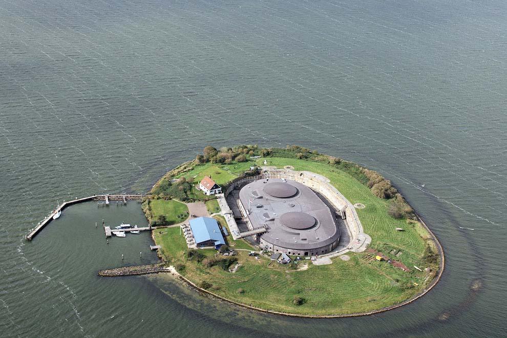 요새 10월 12일 가장 아름다운 바다 요새