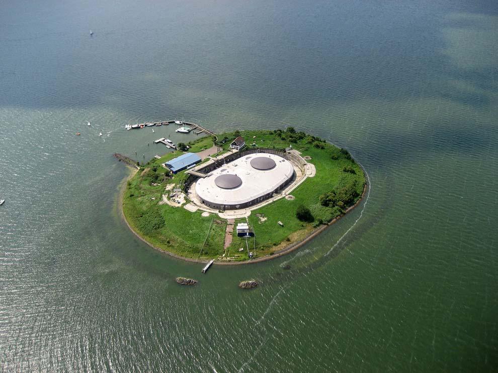 요새 10월 13일 가장 아름다운 바다 요새