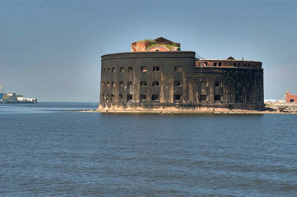 요새 10월 18일 가장 아름다운 바다 요새