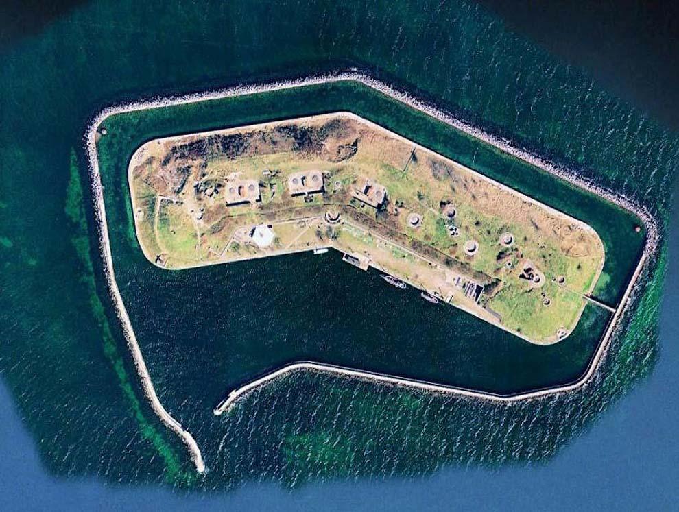 요새 10월 24일 가장 아름다운 바다 요새