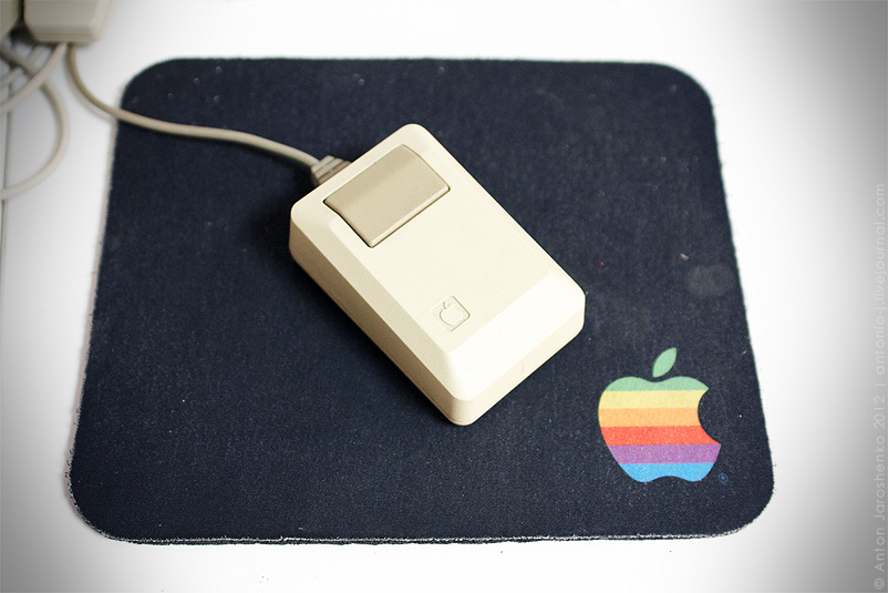 mac 10 Музей техники Apple