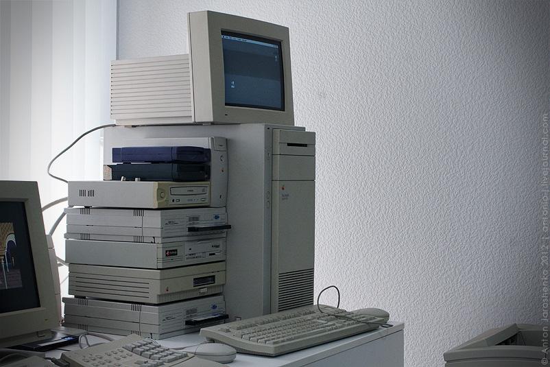 mac 18 Музей техники Apple