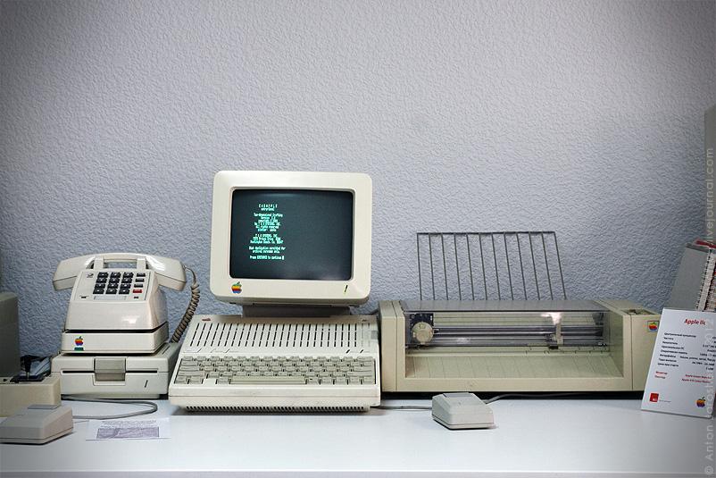 mac 6 Музей техники Apple