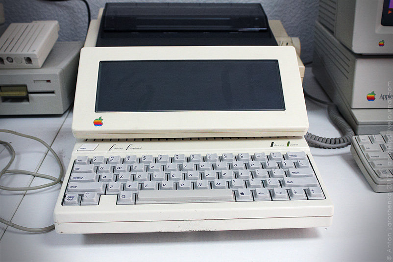mac 8 Музей техники Apple