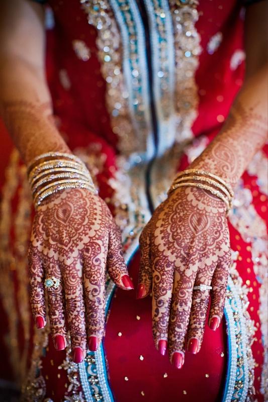 mendi 19 Индия и Индонезия: Кружева, нарисованные хной