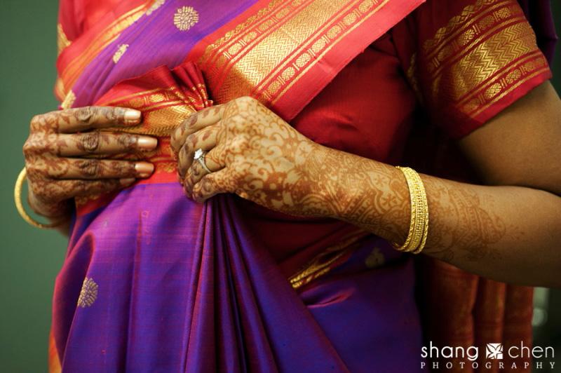 mendi 20 Индия и Индонезия: Кружева, нарисованные хной
