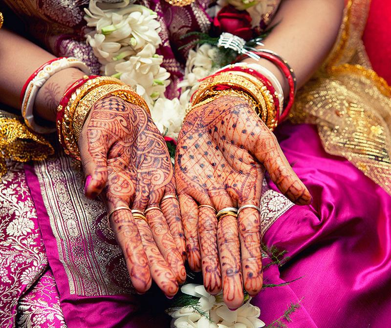 mendi 6 Индия и Индонезия: Кружева, нарисованные хной