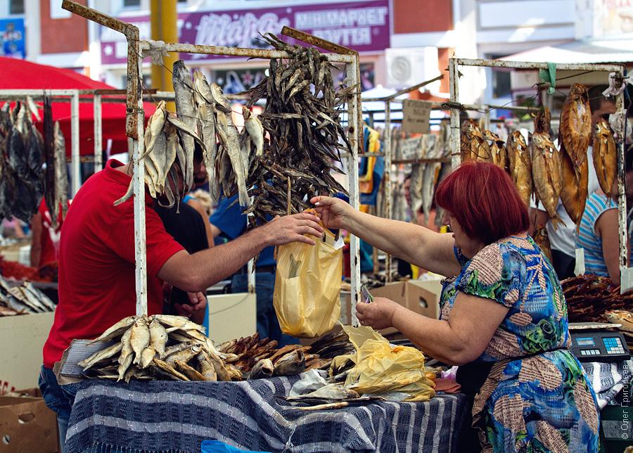odessa privoz 33 Одесский рынок «Привоз»