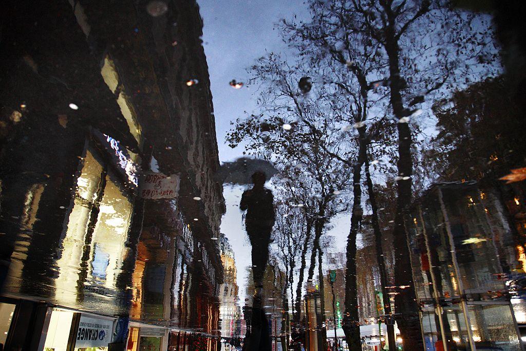 rain 11 Поэзия дождя в фотографиях Кристофера Жакро